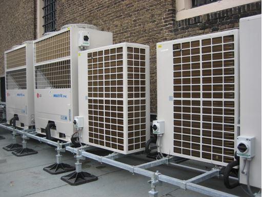 koelinstallatie airconditioning