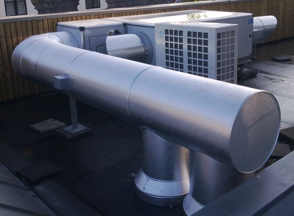 Warmte-terugwinsysteem