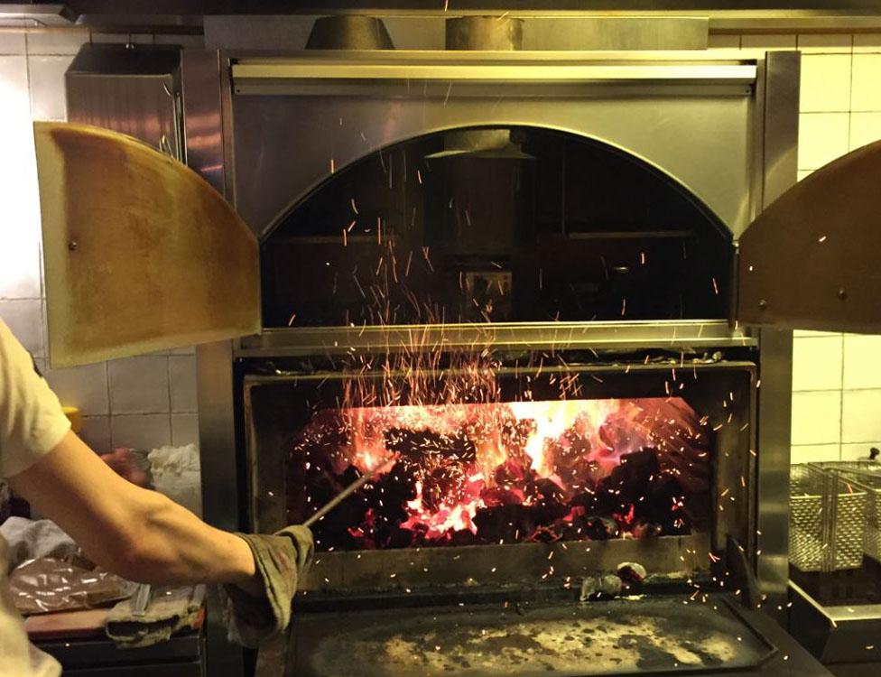 hout oven restaurant amersfoort